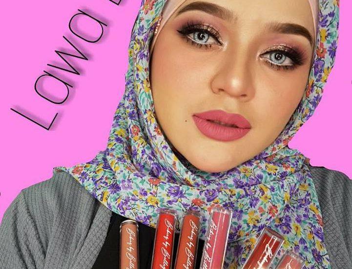LIpmatte BIBIAQ By Bellaz Beauty-New product, KOSMETIK CIDA