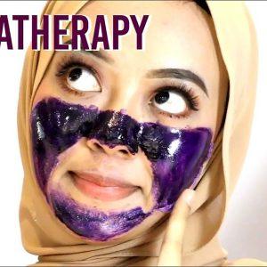 Dianz Mask Moist Cara Guna Feedback Testimoni Preview Review Pengguna Peel Off Mask Masker Facial Mask Masker