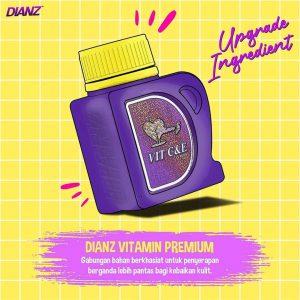 Info Dianz Vitamin Premium, KOSMETIK CIDA