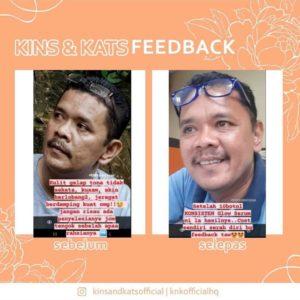 Info dan Kebaikan Kins & Kats Glow Serum – Serum rm15, KOSMETIK CIDA