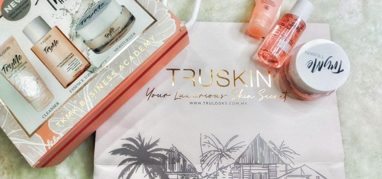 TRIO HYDRATION SKIN only RM89!!! & INFO PRODUK ESSENCE TONER TRUSKIN, KOSMETIK CIDA