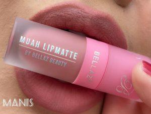 Lipmatte By Mua Bellaz Best Edition, KOSMETIK CIDA